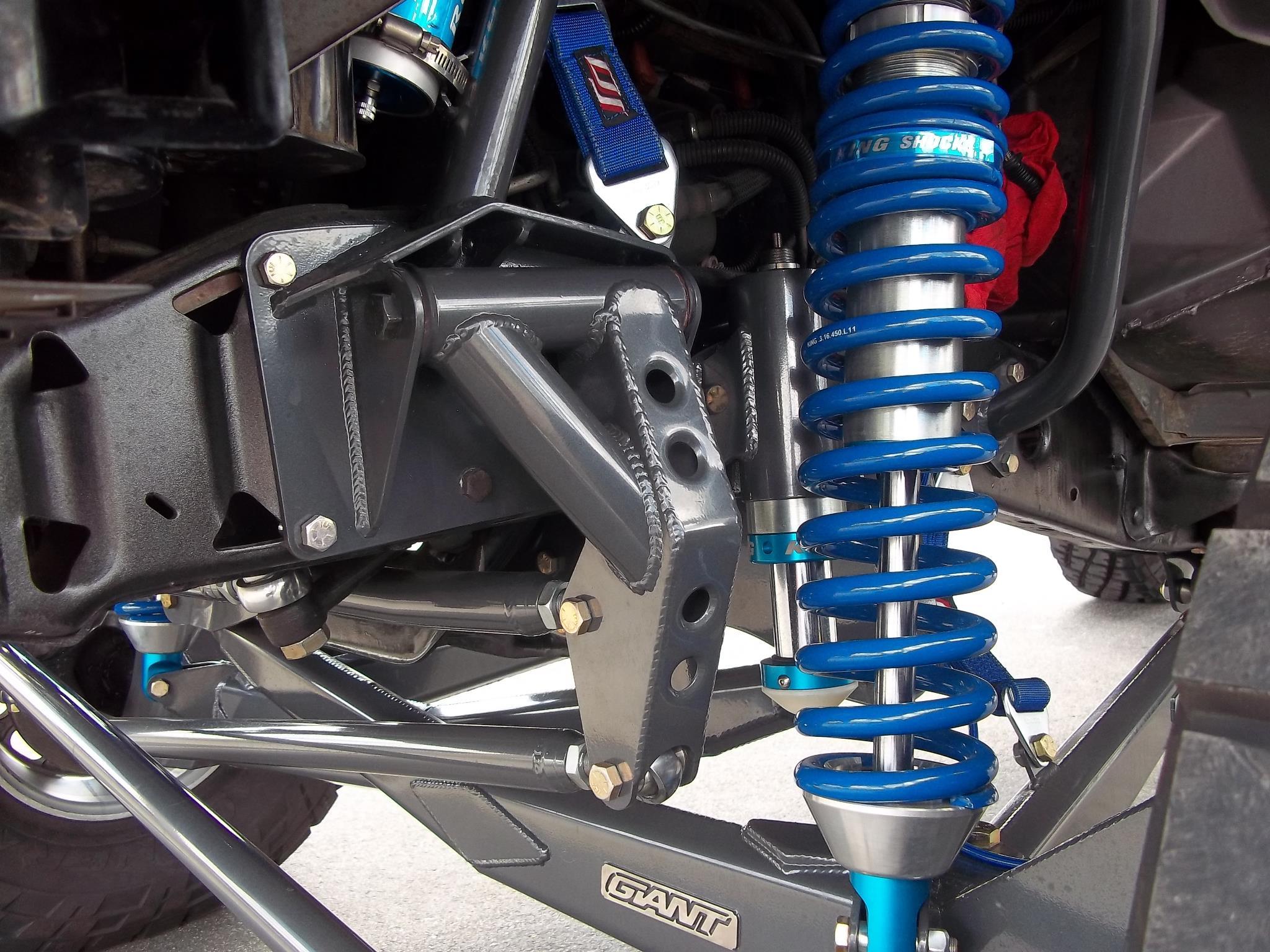 TTB 4WD Steering Arm