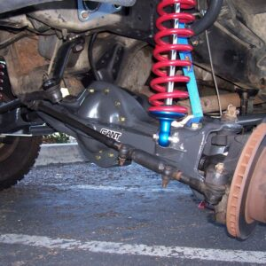4 Wheel Drive Beam Kit