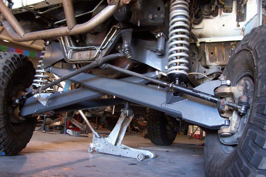 Bronco/F-150 I-Beam Kit