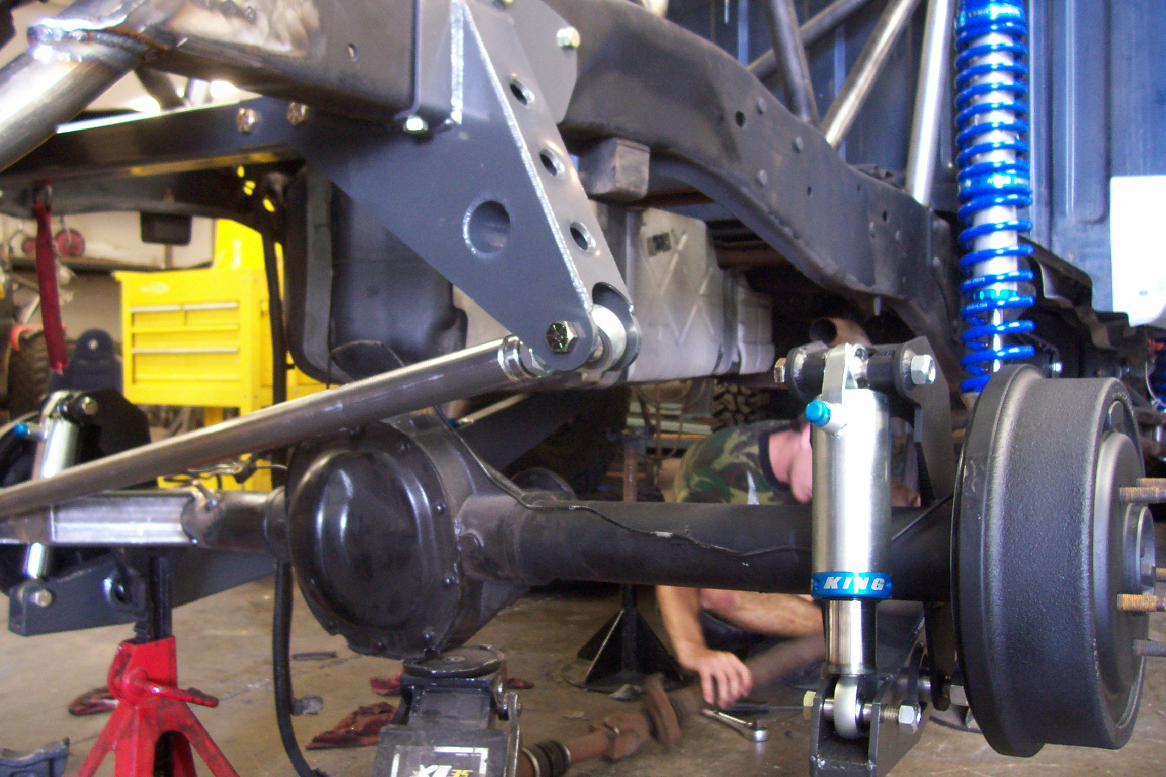 Giant Motorsports 187 Ford Ranger Daily Driver Link Kit