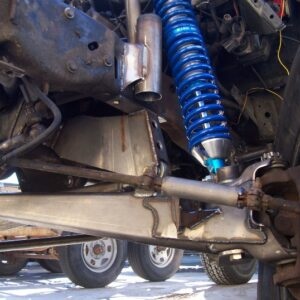 Ford Ranger Twin I Beam Conversion New Images Beam