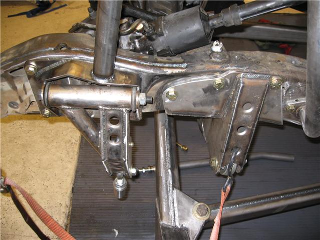 Crossover Steering Mounts