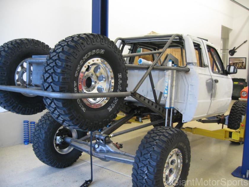 giant motorsports customer trucks brian bonham 12