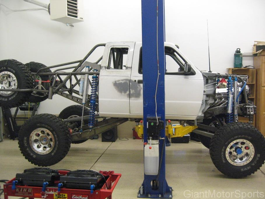 giant motorsports customer trucks brian bonham 5