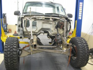 giant motorsports customer trucks brian bonham 9
